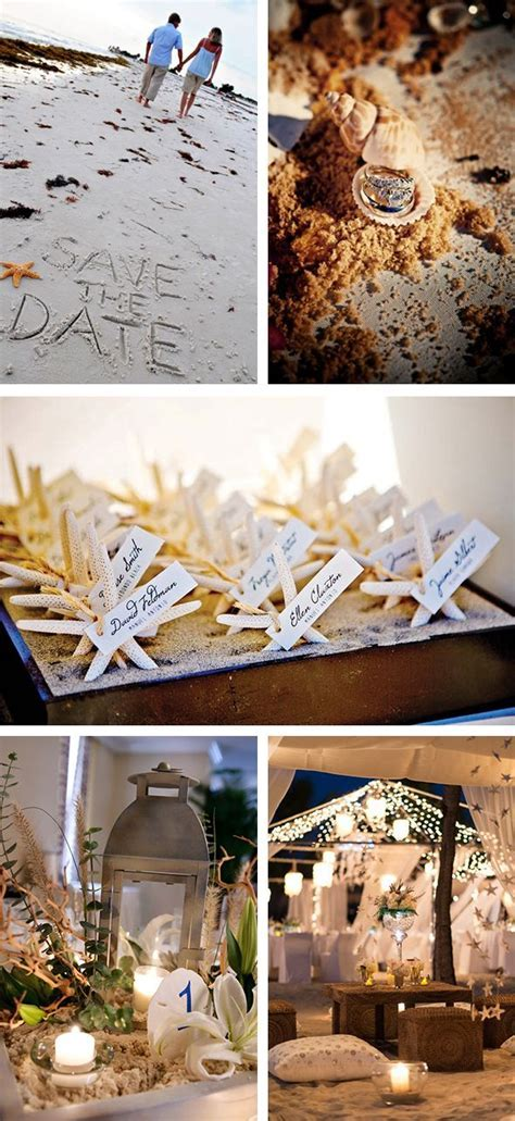 17 Best ideas about Sand Dollar Wedding on Pinterest
