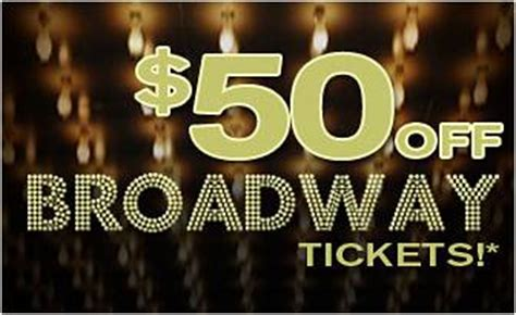 printable vouchers new york discount broadway tickets new york codes half price
