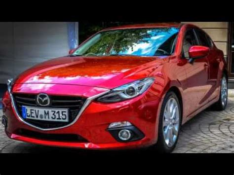 mazda full size sedan 2017 mazda 3 turbo full size luxury sedan youtube