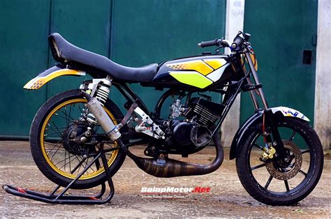 Modif Rx King Purbalingga by Yamaha Rx King 69 Racing Mantos Nusakambangan Serba