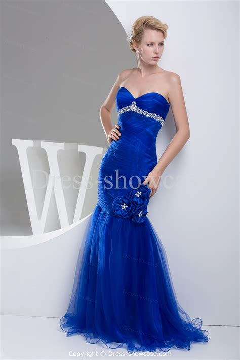 Blue Mermaid Dress royal blue mermaid wedding dressescherry cherry