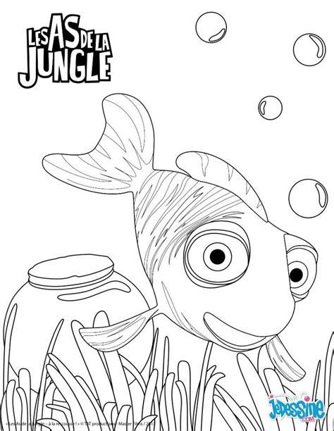 jungle bunch coloring pages 74 best the jungle bunch les as de la jungle images on