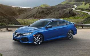Honda A 2017 Honda Civic Si Now On Sale In Canada Picture