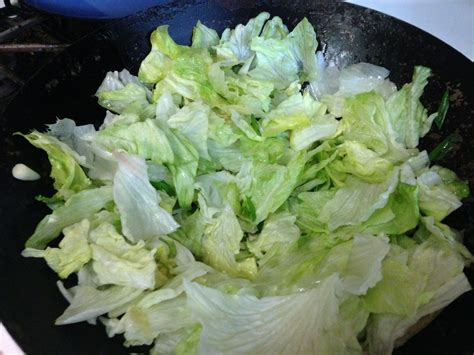new year lettuce lunar new year farewell s special dish and luck