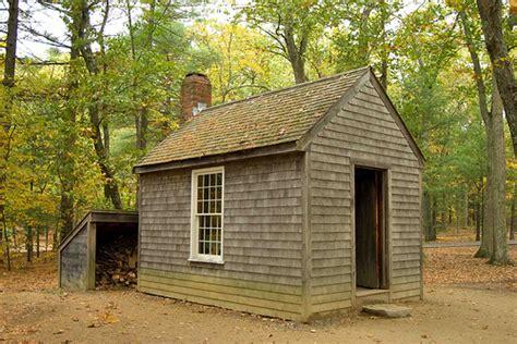 Walden Pond Cabin by Thoreau S Cabin Walden Pond Flickr Photo