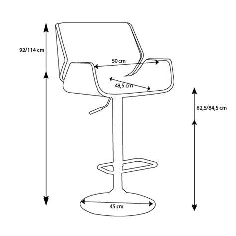 table chaise jardin 2838 tabouret de bar moderne avec pied chrom 233 braak mobilier moss
