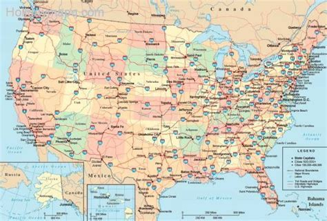 map us united states map map travel holidaymapq