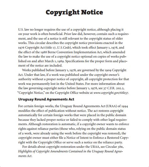 Copyright Template Dmca Takedown Notice Template Printable Terms And Conditions Template 35 Copyright Terms And Conditions Template