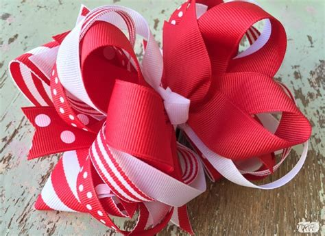 big bow pictures how to make a big loopy stacked hair bow the ribbon retreat
