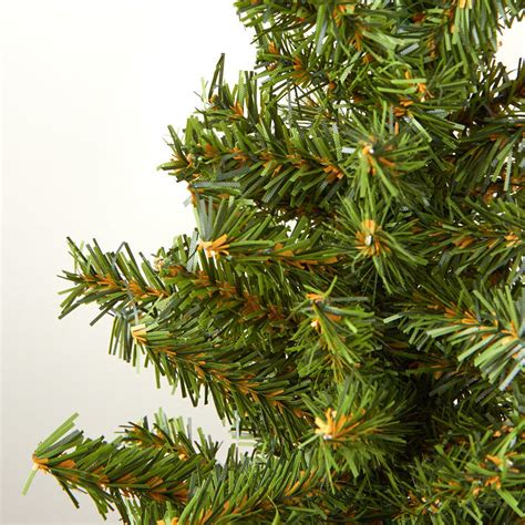 faux tiny christmas trees 18 quot small artificial tree trees and toppers and winter crafts