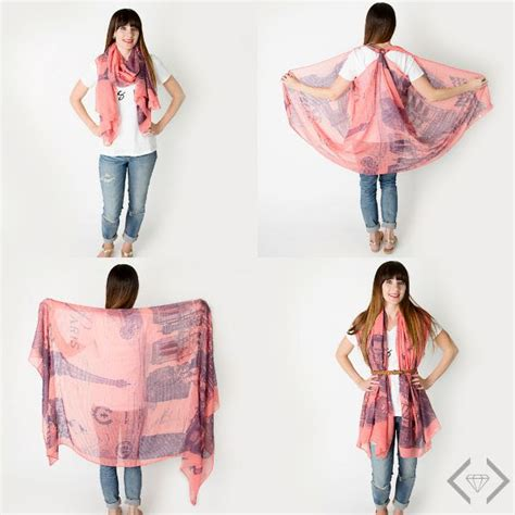 8 Ways To Wear Summer Clothes In Other Seasons by 4 Ways To Wear A Scarf And Completely Change Your Look