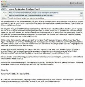 last day at work email template 25 best ideas about goodbye email on bye