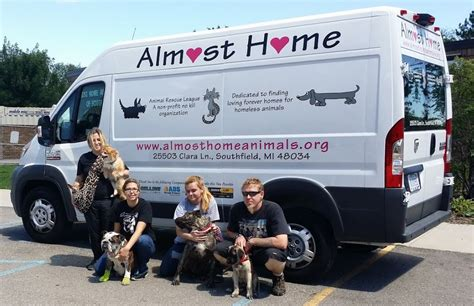 almost home animal shelter works like a pro in the ram