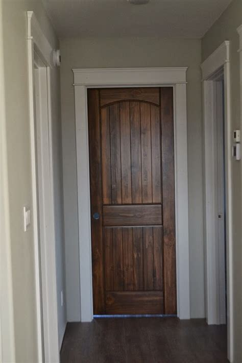 white trim with wood doors modern casing and headers white woodworking projects