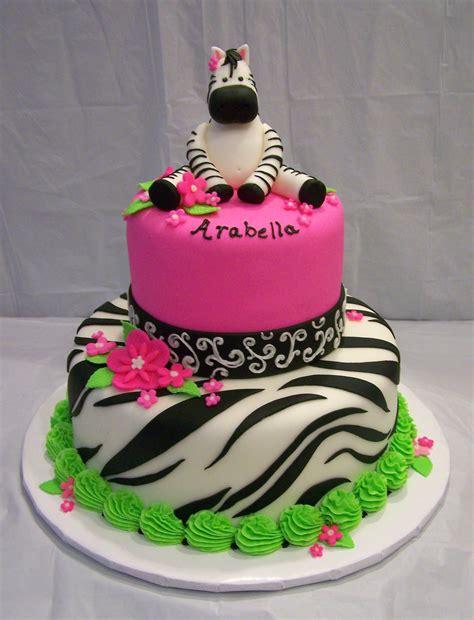 zebra pattern fondant cakes baby shower cakes baby shower cakes without fondant