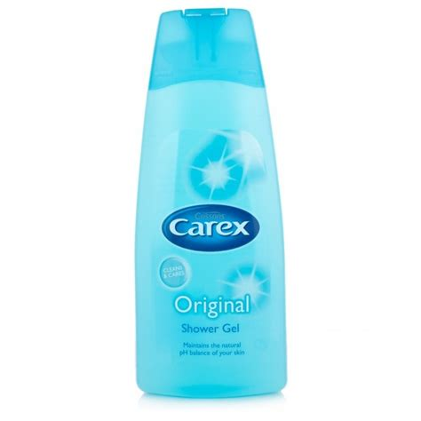 Shower Gel by Carex Original Shower Gel Toiletries 163 1 25 Chemist