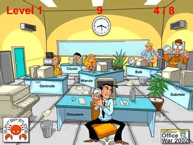 office war giochi in ufficio ecogiochi