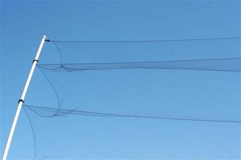 Bird Net mist netting nixalite