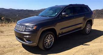 Jeep Summit Drive The Sky S The Limit For 2017 Jeep Grand