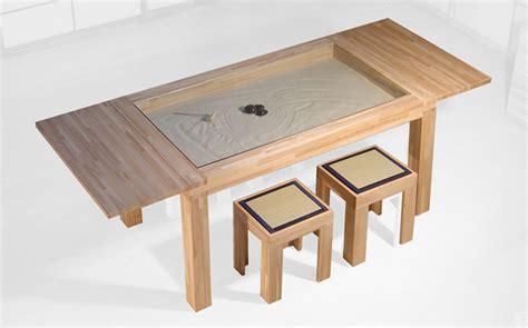 tavoli giapponesi giardino zen in salotto il giardino in casa livingcorriere