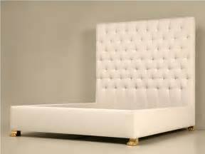 high tufted headboard bed marcelalcala