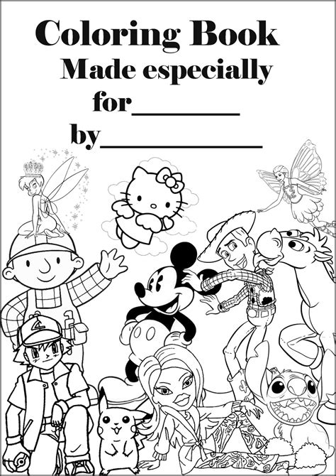 coloring book album meaning make your own coloring book print this cover and a