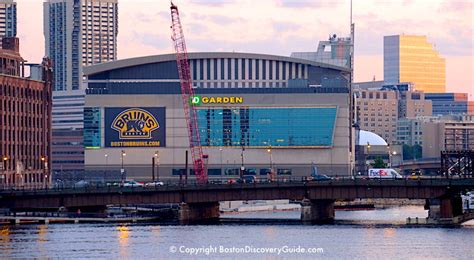Td Garden Boston by Td Garden Boston Sports And Entertainment Arena