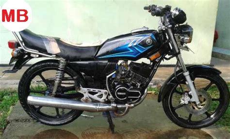 Yamaha Rx King 2000 Orsinil motor bagus yamaha