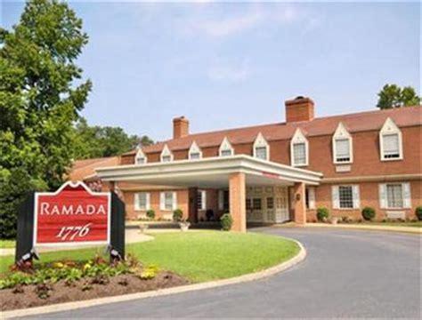ramada inn virginia ramada inn 1776 williamsburg deals see hotel photos