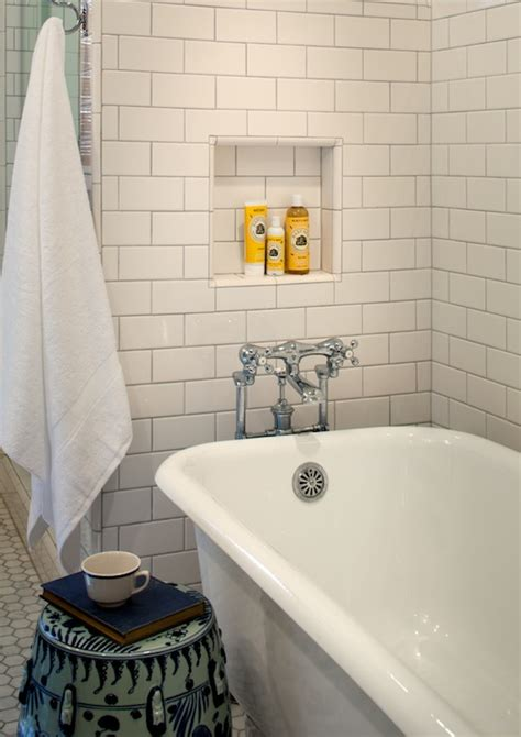 bathtub niche blue tiled tub niche design ideas