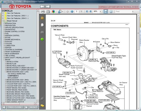auto repair manual free download 1995 toyota avalon navigation system toyota corolla