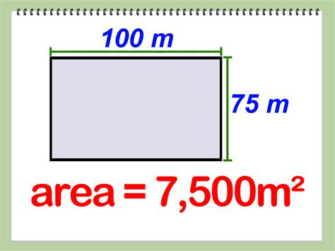 how to m 3 ways to calculate square meters wikihow