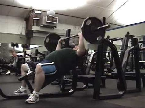 partial bench press partial half reps vs full reps on incline bench press