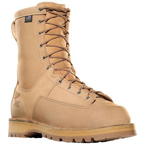 danner combat boots s 8 quot danner 174 desert acadia 174 steel toe boots