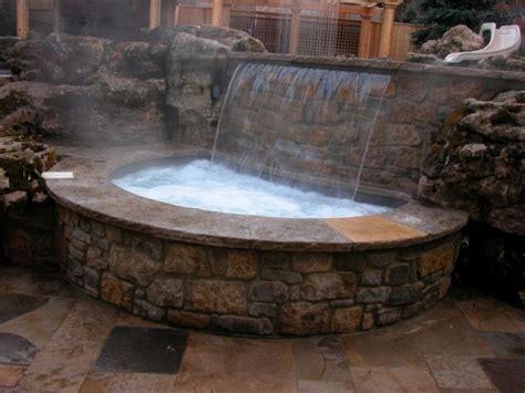 heated jacuzzi bathtub best 25 sunken hot tub ideas on pinterest jacuzzi