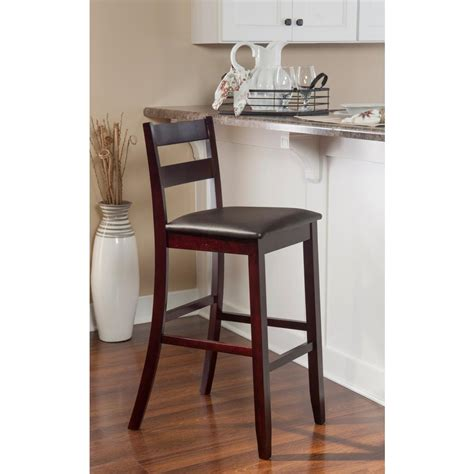 home decorators bar stools home decorators collection triena 30 in rich espresso