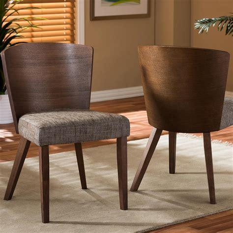 baxton studio sparrow gray fabric upholstered  medium