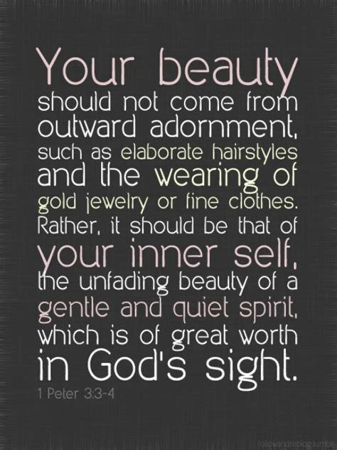the inner beauty bible bible quotes inner beauty quotesgram
