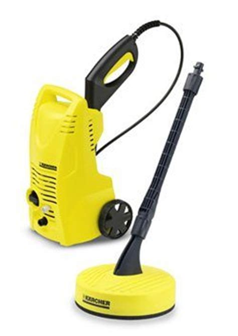 T50 Patio Cleaner by Karcher K2 32m Audit Pressure Washer With T50 Patio