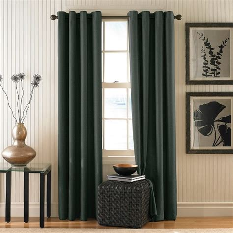 jade green curtains the dappered space adding color with green