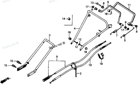 honda lawn mower parts diagram diagram of honda lawn mower parts hrs21 pa lawn mower jpn