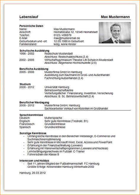 Lebenslauf Vorlage Computerkenntnisse 4 Lebenslauf Edv Kenntnisse Questionnaire Templated