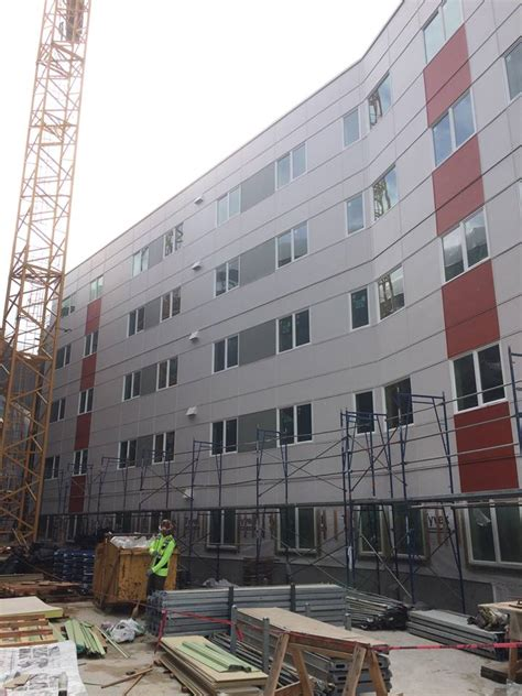 Othello Apartments In Seattle Walsh Construction Co Building Smart Building Green