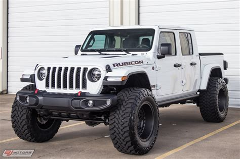 2020 Jeep Gladiator Gas Mileage by Used 2020 Jeep Gladiator Rubicon Signature Series I For
