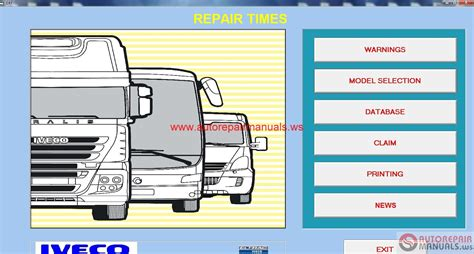 truck times iveco compact repair times 02 2008 auto repair manual