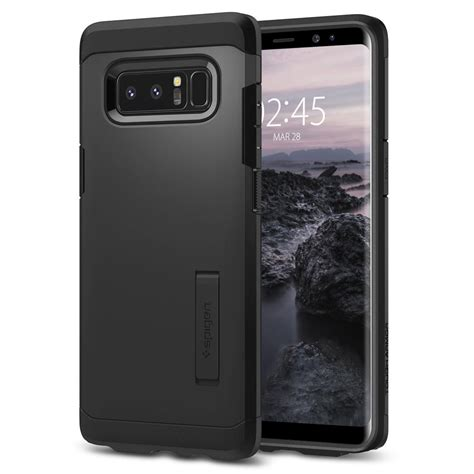 Silikon Note 8 Black Motif Android spigen galaxy note 8 tough armor spigen inc