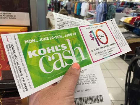 Kohls Cash For Gift Card - 11 tips for how to save money at kohl s ebates blog