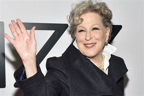 bette milder a match bette midler to lead 2017 hello dolly