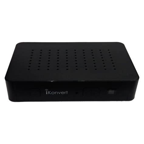 Seattle Box Tv Digital Supersonic 97086016m Digital Tv Converter Box Ikonvert