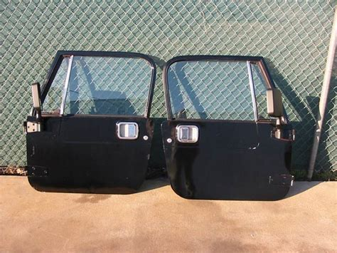 Yj Doors by Used Jeep Parts